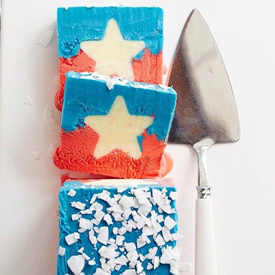 Frozen Yogurt Icebox CakeFrozen Yogurt Icebox Cake, Blue Desserts, 4Th ...