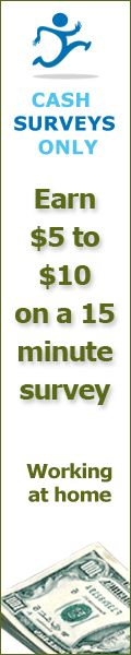 Paid Surveys At Home: Cash for Paid Surveys Works at Home By Michael Sandula