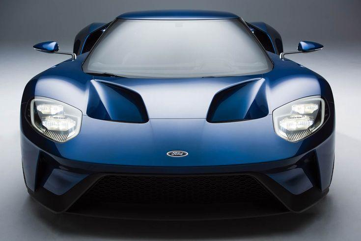 Ford GT: Sie spielen um zu gewinnen | Heldth