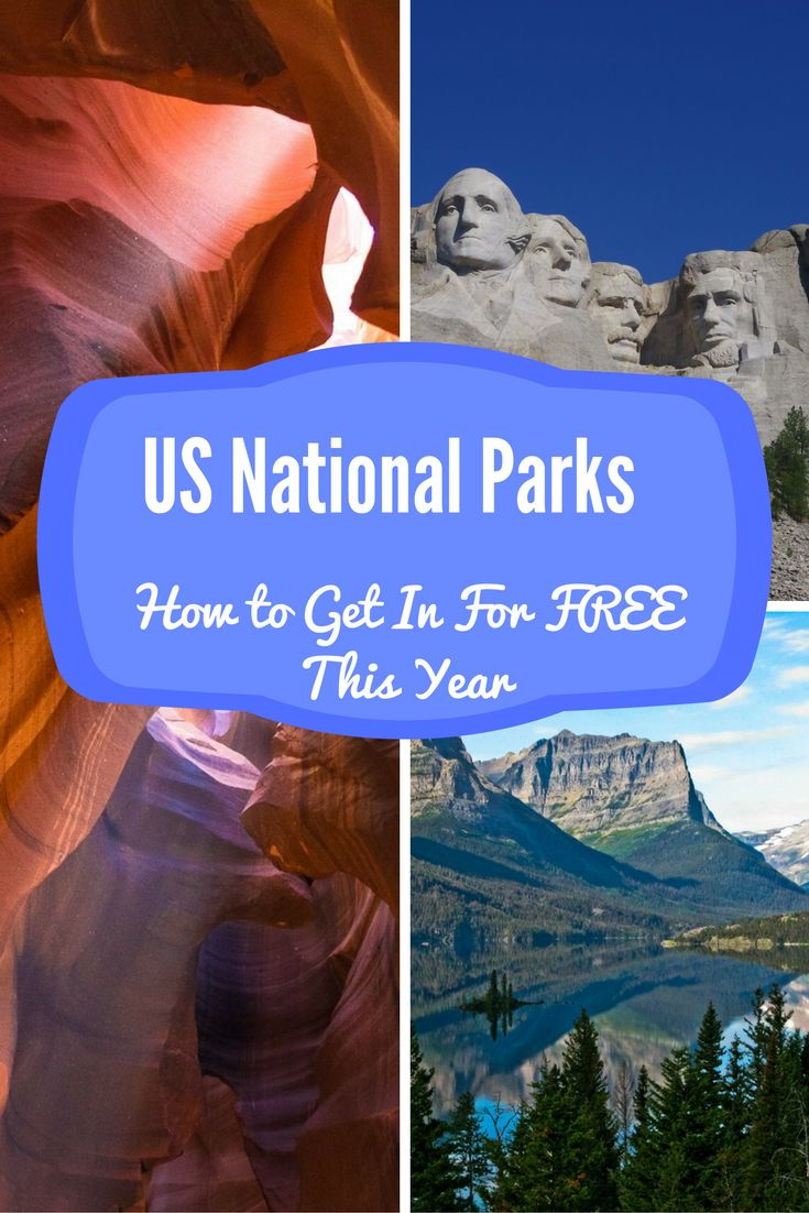 Free National Park Days: How to see the US on a budget