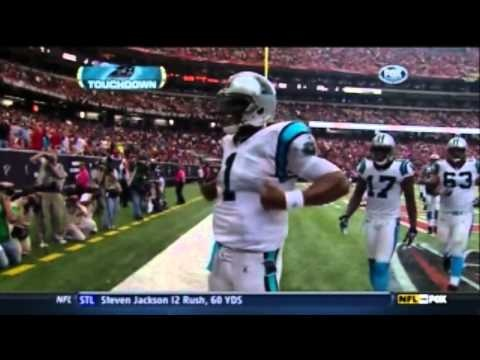 This is a highlight real of Cam Newton's NFL Rookie Year Highlights. War Eagle and Go Panthers!!!