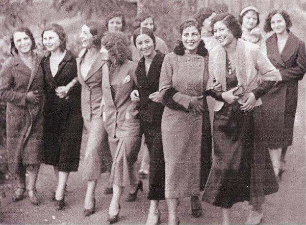 Turkish Women in 1934 | What elegance