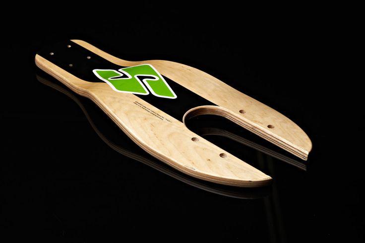 La tabla de Sbyke está compueta de 10 capas de cubierta de madera de arce. Encuéntralo en exclusuva #Weeknjoy #LoveSbyke