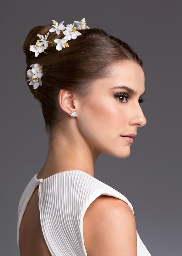 wedding hair styles hair 74 best maquiagem de noiva bridal makeup images on 1766