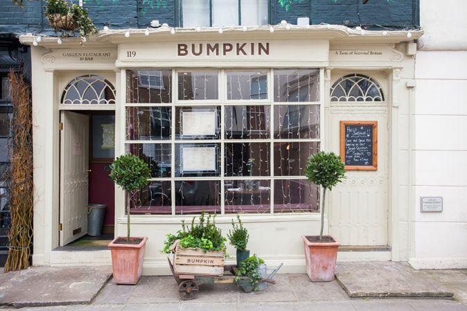 Bumpkin Restaurant Ladies Of London