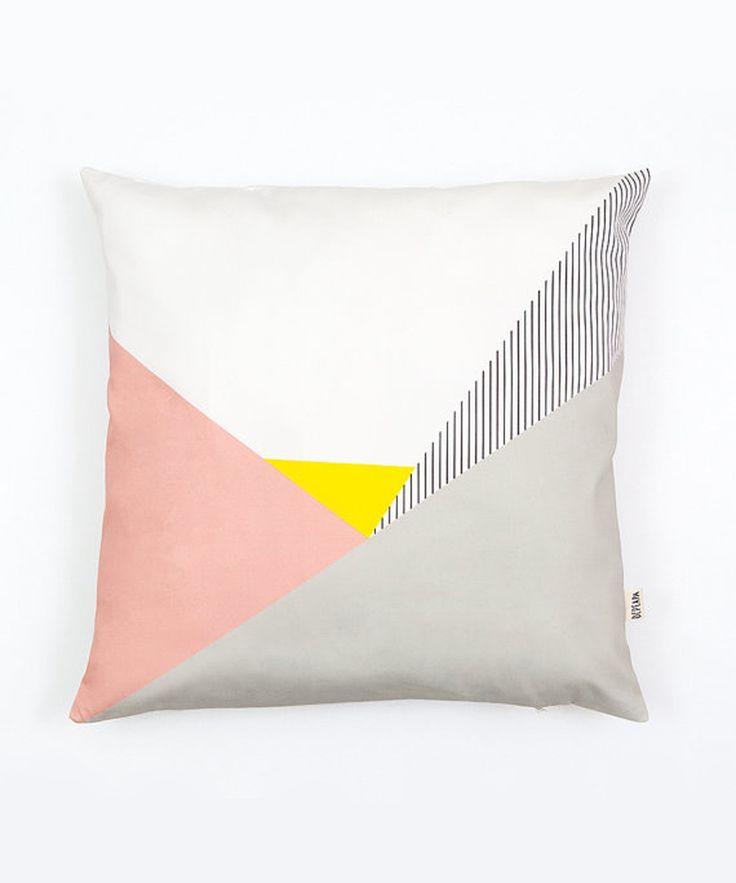 Depeapa Memphis Toss Pillow