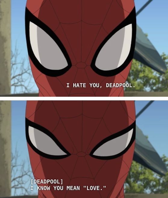"Spider-Man and Deadpool! - Ultimate Spider-Man 2x16 ""Ultimate Deadpool"""