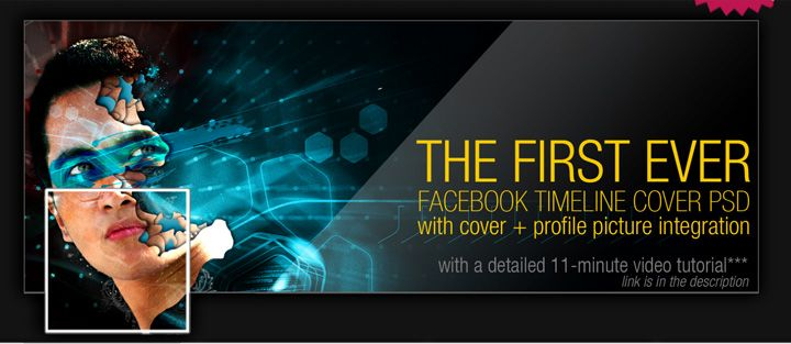 free facebook cover psd facebook timeline cover pinterest