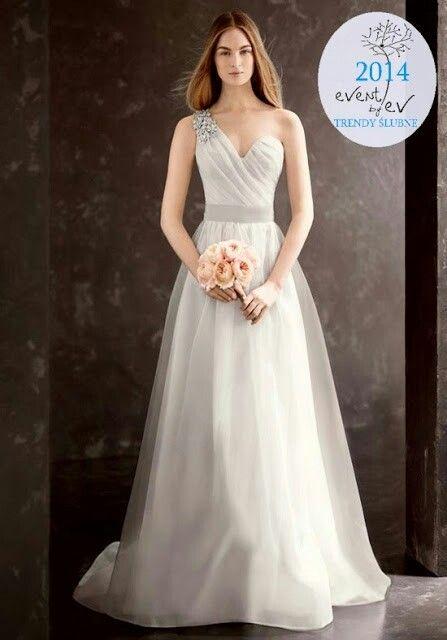 Trendy ślubne 2014 -suknie ślubne ! /wedding trends 2014- dress by vera Wang