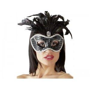 Zmysłowa maska w stylu weneckim - Sex shop Sexshop112.pl dyskretny sklep erotyczny