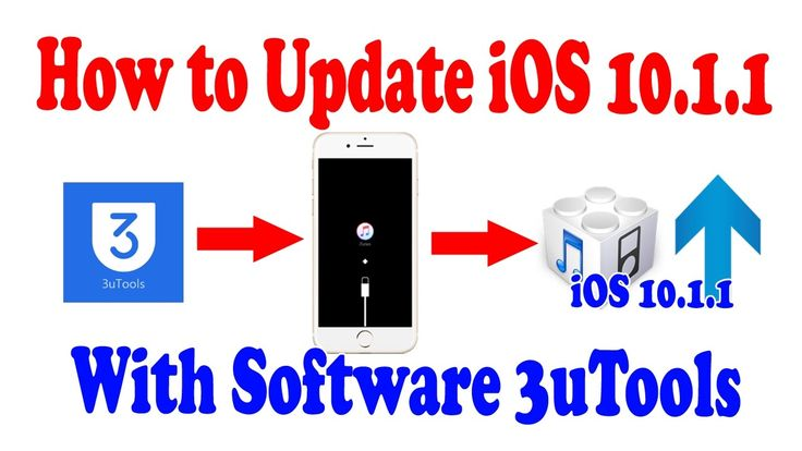 How to Update iOS 10.1.1 on iPhone 5 With 3uTools || PIsey Technology Re...