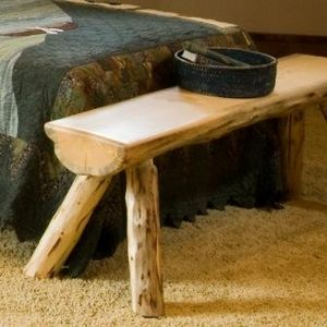 Beautiful The Half Log Pine Bench Has The Natural Beauty Of Wood And Will Add A  Country Charm To Any Area, Available In Many Sizes. Amazing Pictures
