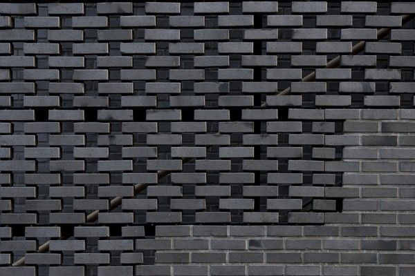 PIECES JOURNAL - Another (black) brick in the wall As the...