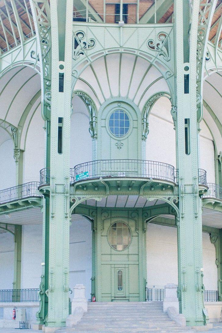 Le Grand Palais à #Paris , un lieu prestigieux qui mérite davantage qu'un détour
