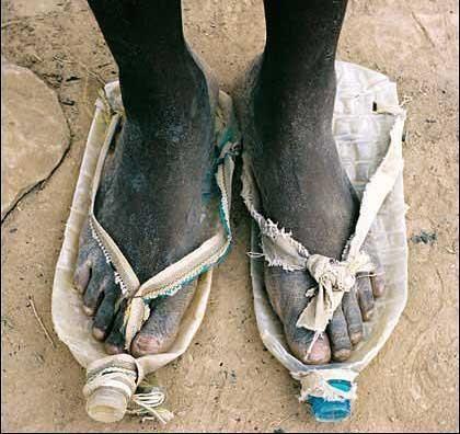 Фото смешная обувь