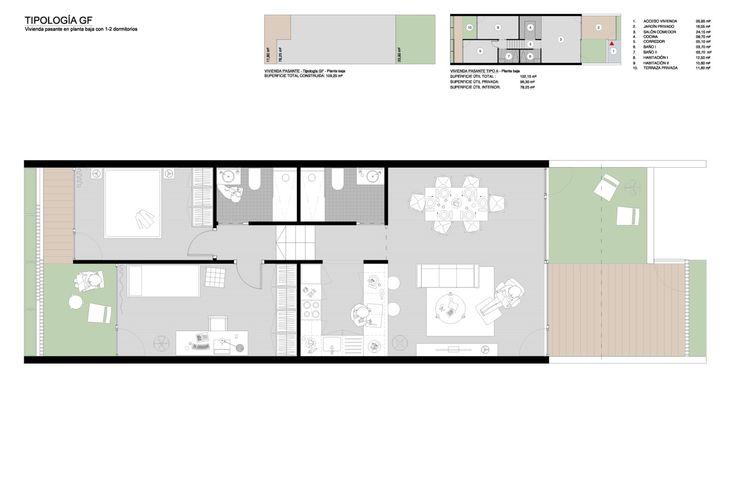 Galer a de mesura toi t finalistas en concurso para - Arquitectos en espana ...