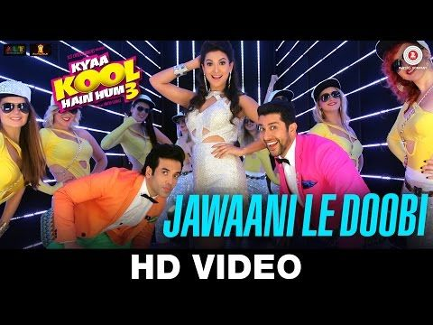 Sizzling Gauhar Khan in 'Jawaani Le Doobi' from 'Kyaa Kool Hain Hum 3'   Bollypedia