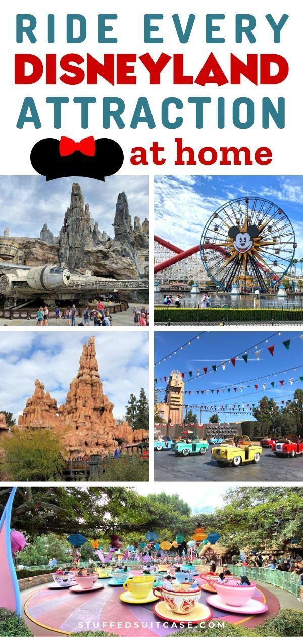 Take a Virtual Trip to Disney at Home (Ride Cams, Parades, and Recipes!)