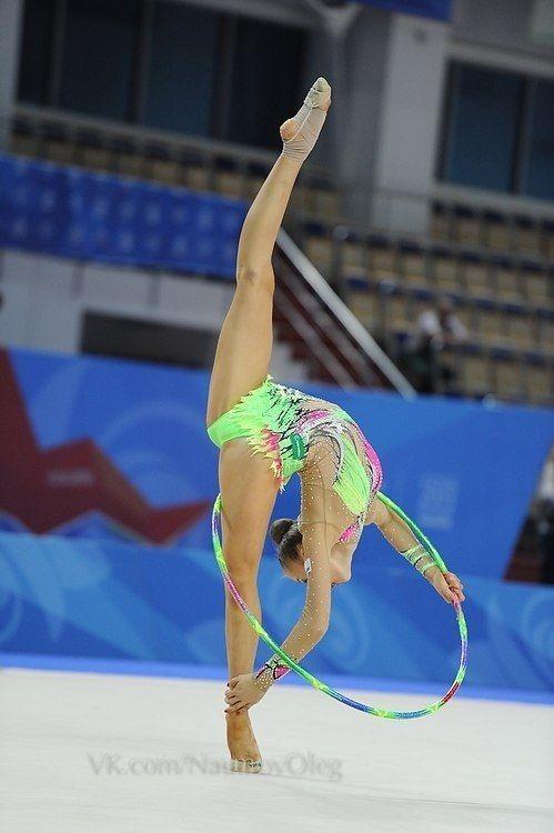 Daria Svatkovskaya, Russia, #rhythmic_gymnastics, #rhythmicgymnastics