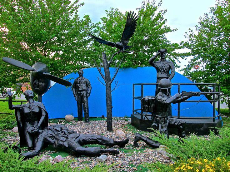 Veterans of Foreign Wars Memorial, International Falls, MN