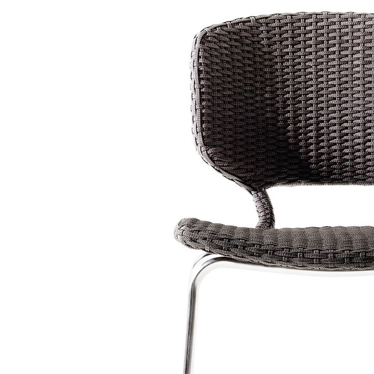 Woven chair #contractfurniture #restaurantfurniture #interior #rattan