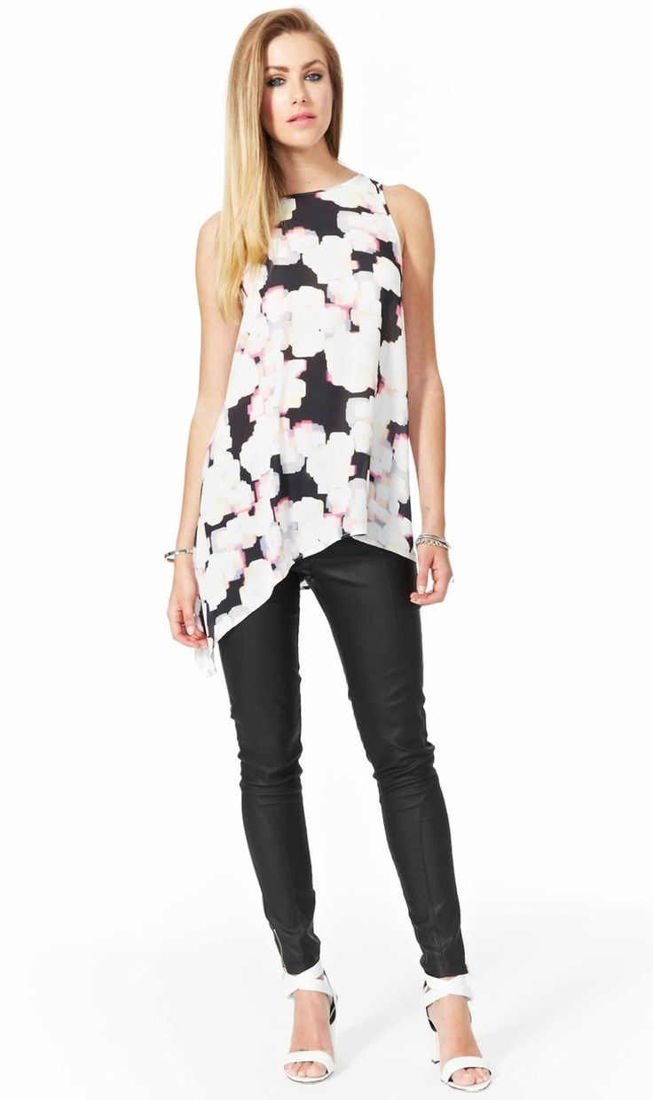 AlibiOnline - Confetti Alliance Top by COOPER ST, $99.95 (http://www.alibionline.com.au/confetti-alliance-top-by-cooper-st/)