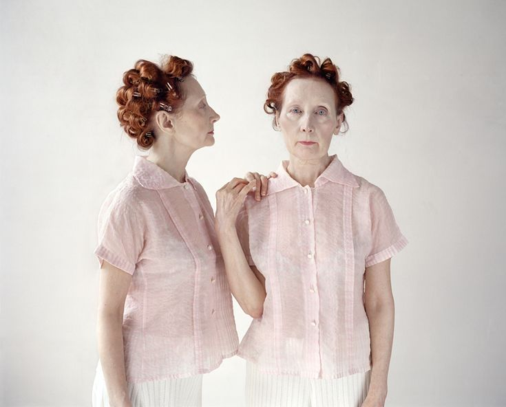 Monette & Mady by Maja Daniels: her photos are so interesting, the dynamism of this relationship and her use of light.