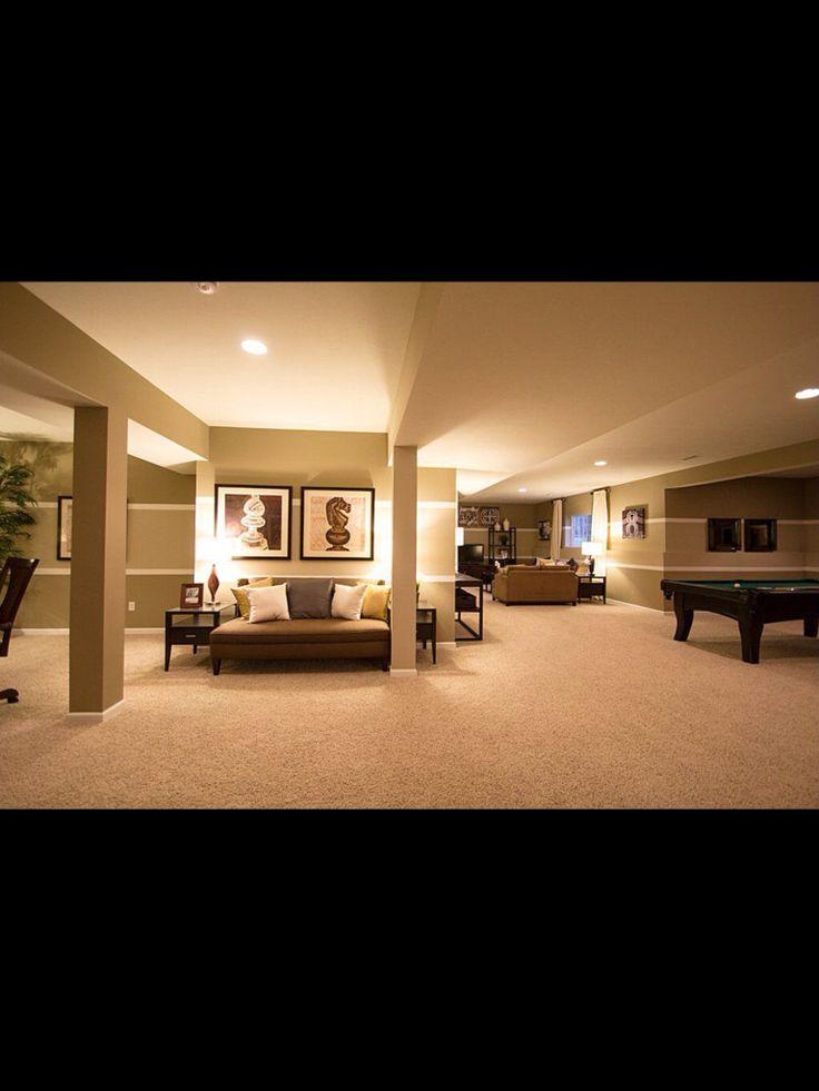 Basement Game Room Designs: 28 Best Ideas About Entertainment Center On Pinterest