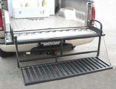 Truck'N Buddy Magnum Tailgate Step / Tailgate Seat