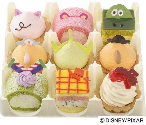 スイーツ好き必見!「ディズニー×コージーコーナー」のケーキが可愛すぎて悶絶