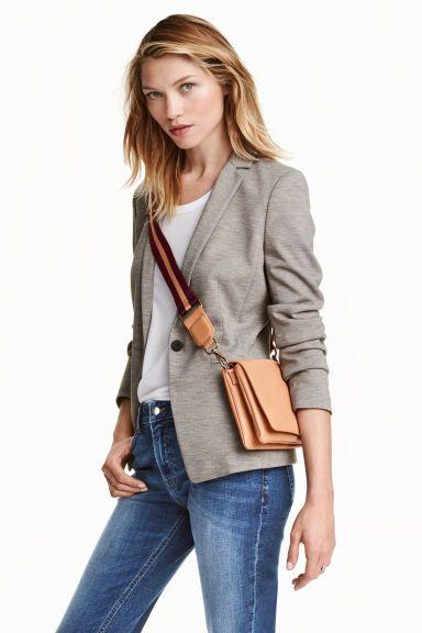 Jersey jacket Model