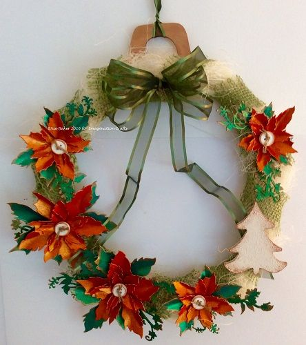 Large Bauble wreath for Hochanda One Day Special Aug 27/28