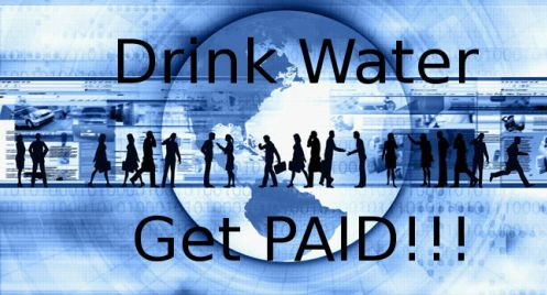 Drink Mineral Rich Alkaline Water & Get Paid When Others Do The Same! Order #Xooma X2O at DrinkWaterGetPaid.com #alkalinewater #makemoney #drinkwater #residualincome #networkmarketing #hydration #entrepreneur #millionaire #passiveincome #mompreneur #workfromhome #stayathomemom #workfromhomemom #moms #momsofinstagram