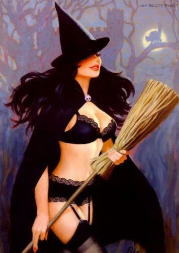Black witches
