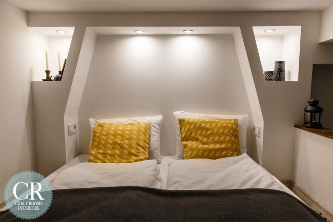 Curly Rooms Interiors - Hotel Design: AirBnB Apartment