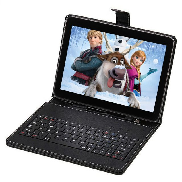 "FreeShip 10.1 BoDa Android 4.4 A33 Tablet PC Quad Core 8GB Dual Camera Bluetooth WIFI 10"" Tablet or 10"" Leather Keyboard Gift Price on the app: US $76.70 US $79.65-101.25 /piece Specifics Item Type	Tablet PC Tablet Data Capacity	8GB Network Communiction	Bluetooth,Wifi,External 3G Screen Size	10"" Extend Port	3G External,DC Jack,Mini USB,OTG,TF card Package	Yes Supporting Language	English,Russian,Spanish Click link to buy other product http://goo.gl/K0keet"