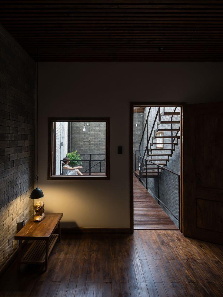 Galera de Casa Zen / H.A - 15