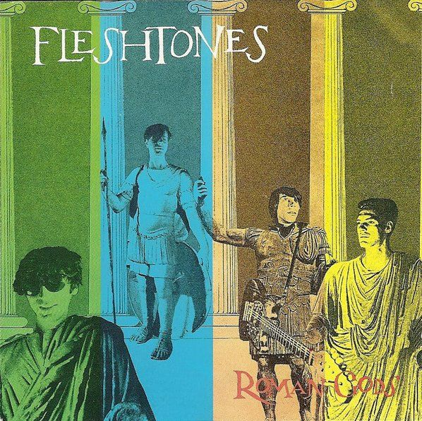 7/365 | The Fleshtones - Roman Gods | Released January 7, 1982