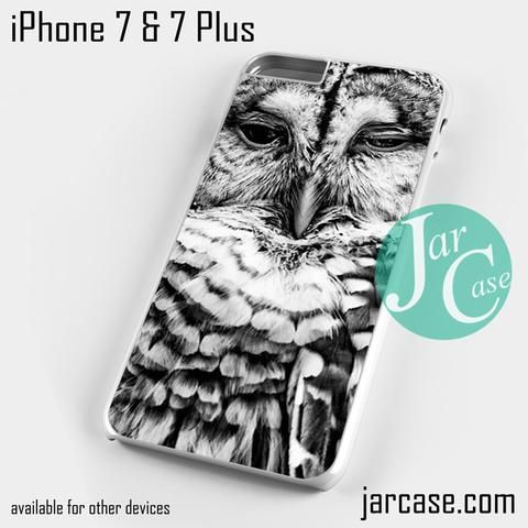 Vintage Owl YG Phone case for iPhone 7 and 7 Plus