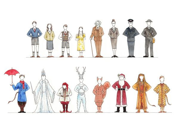 the lion the witch & the wardrobe set design - Google Search