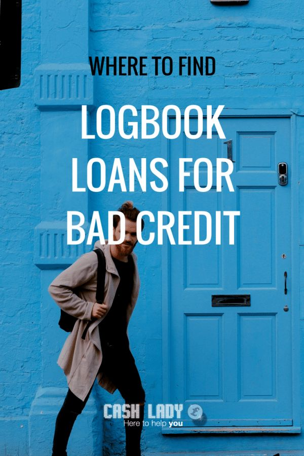 What to do if you have bad credit and need a logbook loan via @ukcashlady