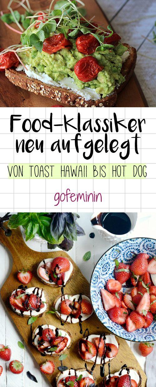 Ab sofort erobern neu aufgelegte Food-Legenden unsere Teller: Von Toast Hawaii bis Hot Dog ist für jeden Geschmack etwas dabei.