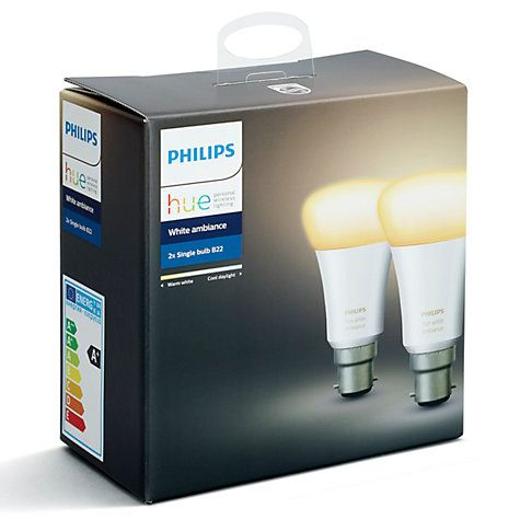 Buy Philips Hue White Ambiance Wireless Lighting LED Light Bulb 9.5W A60 B22 Bulb  sc 1 st  Pinterest & Best 25+ Wireless light bulb ideas on Pinterest | Live stream ... azcodes.com