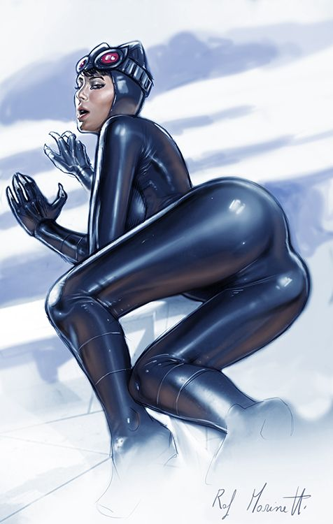 Catwoman Kx11 by RaffaeleMarinetti on deviantART