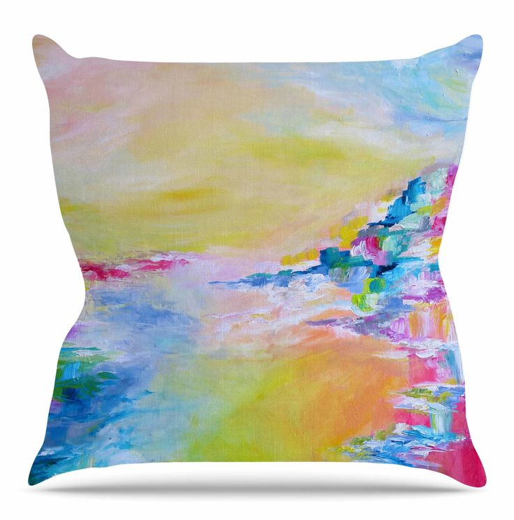 Something About the Sea Throw Pillow Products Pinterest Throw pillows and Products