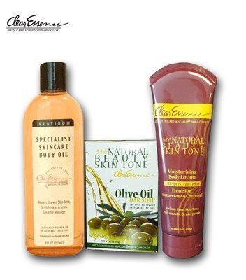 Clear Essence Skin Essentials Combo Gift Set