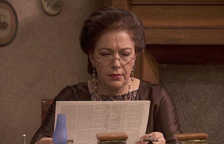 Puente Viejo C1261 - Francisca está preocuopada por el asesinato de un e...