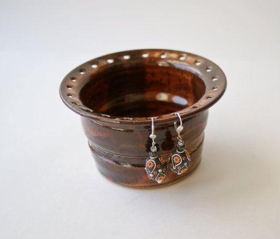Earring holder bowl yahoo