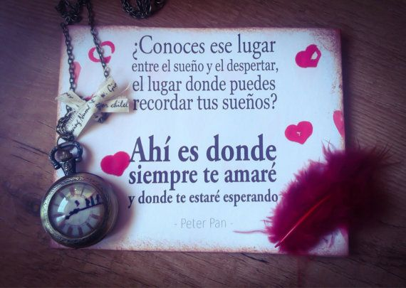 Peter pan pocket watch por VintagemeBilbao en Etsy, €18.00