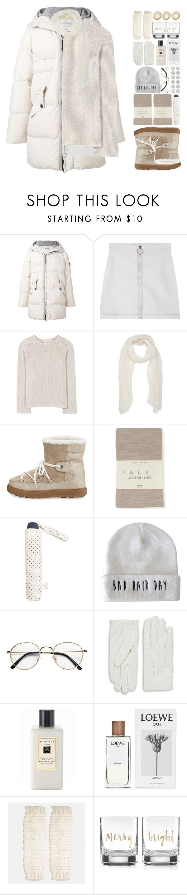 """6307"" by tiffanyelinor ❤ liked on Polyvore featuring STONE ISLAND, Helmut Lang, Moncler, Falke, MANGO, Valentino, Jo Malone, Loewe, Avenue and Kate Spade"